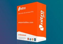 Nitro Pro Enterprise Portable