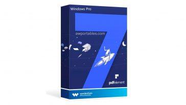 Wondershare PDFelement Pro Portable Full