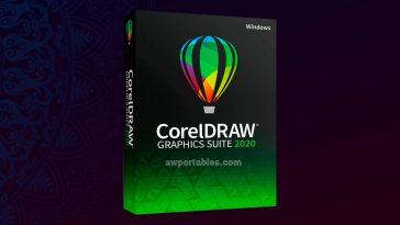 CorelDRAW Graphics Suite 2020 Portable