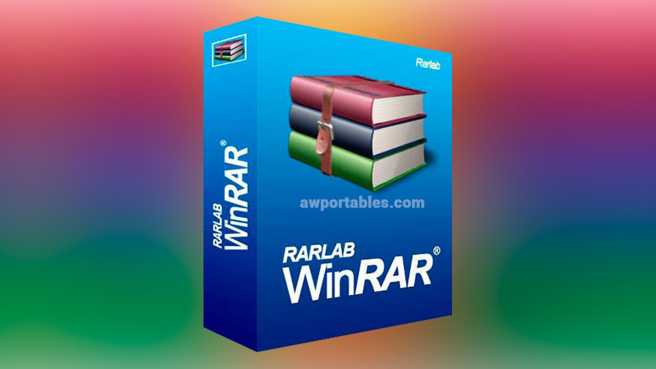 WinRAR Portable Descargar